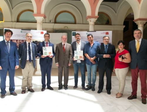 CERRO DEL HIERRO. El Centro de Interpretación, Premio 'Turismo Industrial Provincia de Sevilla'