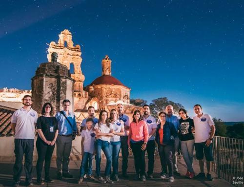 CAZALLA DE LA SIERRA. Observación Perseidas. SEVILLE NIGHT SKY.