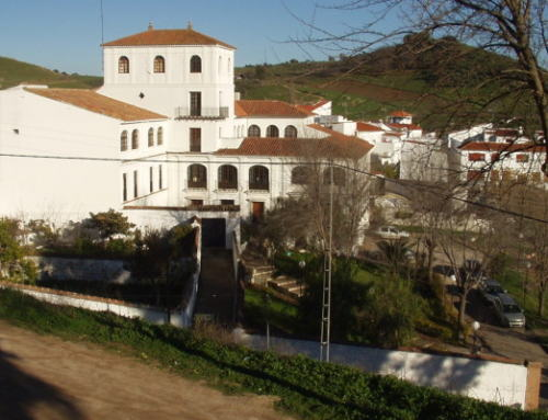 CAZALLA DE LA SIERRA. Plataforma Residencia mayores