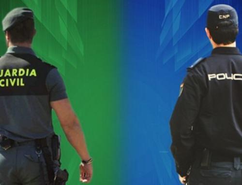 Policías y Guardias Civiles crean JUSAPOL una plataforma para equiparar sus salarios al resto de Policías del Estado.