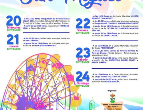 LLERENA Feria San Miguel 17