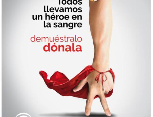 PROVINCIA DE SEVILLA. Balance de donaciones de sangre en 2017.
