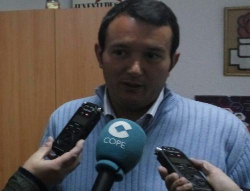 AZUAGA. El Pte. de la FEMPEX habla de financiación local en un acto del PSOE.