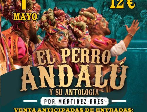 GUADALCANAL. Actuación de la Comparsa de Martínez Ares (1 de mayo)