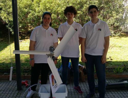 """AZUAGA. 1er. Premio para el I.E.S. MIGUEL DURÁN de Azuaga en el concurso """"Acércate a las Renovables"""""""