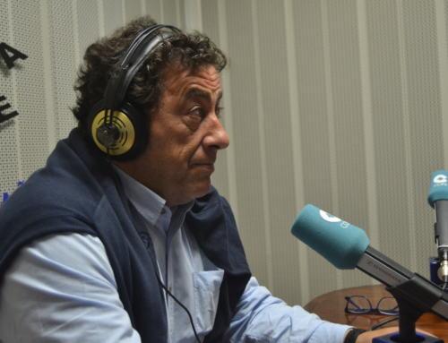 Entrevista al presidente de la Mancomunidad Sierra Morena de Sevilla, Sotero Martín.
