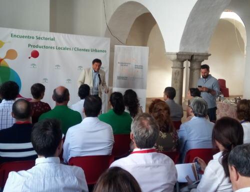 """CAZALLA DE LA SIERRA. Encuentro Sectorial """"Productores Rurales/ Clientes Urbanos"""""""