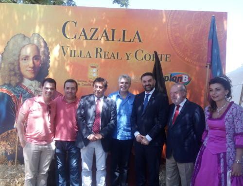 """Cazalla de la sierra """"Villa Real y Corte"""""""