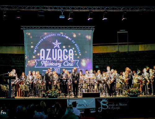 AZUAGA. III Certamen Regional de Bandas de Música. 14/07/18.