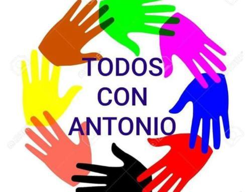 GUADALCANAL 'TODOS CON ANTONIO' Fiesta Dj´s y Desfile.