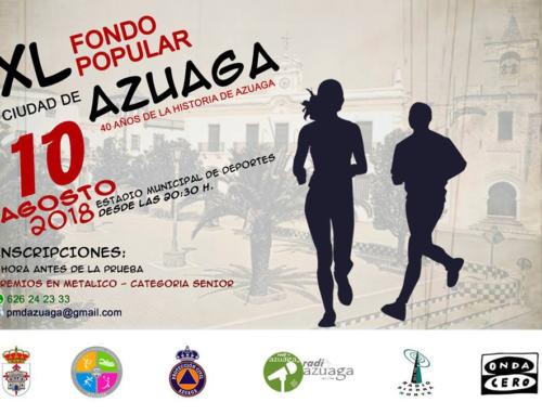 AZUAGA. Fondo Popular 18 '40 años de la historia de Azuaga'
