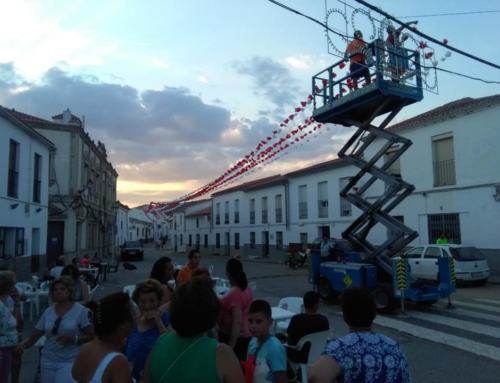 GUADALCANAL. Tormenta en vísperas de Feria.