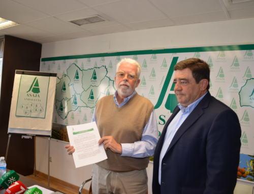 ASAJA-AndalucÍa demanda a los grupos polÍticos un apoyo firme y decidido al sector agrario
