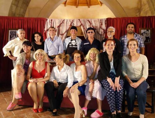 Asociación AL´HANIZ Teatro. Ganan doble premio y el cariño del público de El Pedroso.