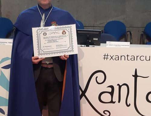 """NARROGEOGRAPHIC Radio. """"XANTAR"""" Orense. Feria Internacional de Turismo Gastronómico."""