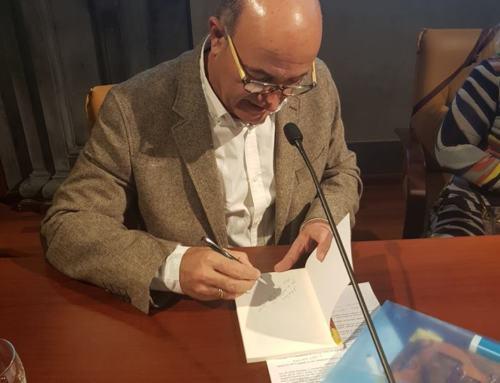 """""""LAS LEYENDAS DE ALANÍS"""" 1ª Presentación del nuevo libro de Antonio Pérez"""