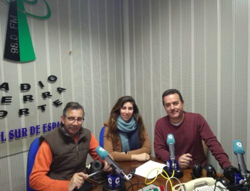 LA VOZ DE LA DEHESA. Información ganadera con Corsevilla y Copa Sierra Norte.