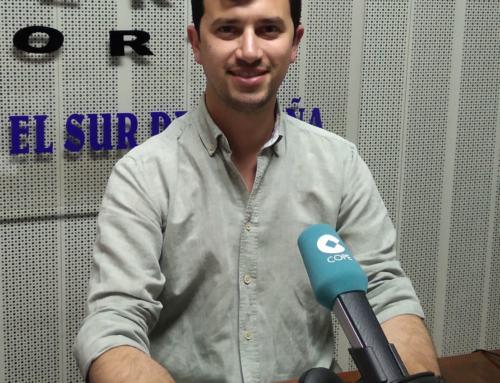 """CONSTANTINA. El nuevo alcalde Rubén Rivera nos cuenta como inicia su mandato con """"Constantina en tu Mano"""""""