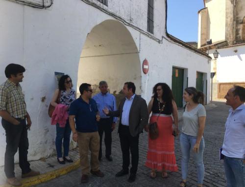 ALANÍS: Celebrada la reunión de la Junta Rectora del Parque Natural Sierra Norte de Sevilla.