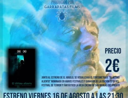 """GUADALCANAL: Hoy viernes se estrena """"EL ABUELO"""", un cortometraje que homenajea al entrañable Benigno."""