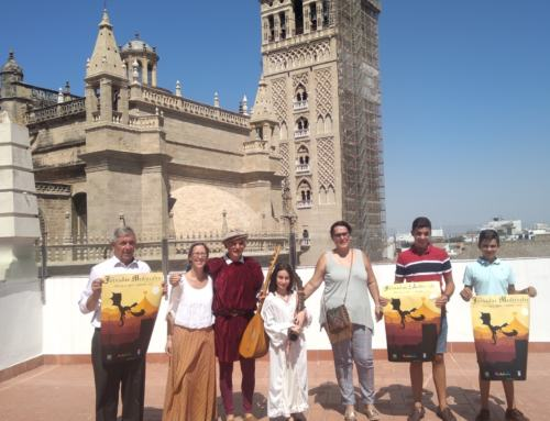 ALANÍS: XVI JORNADAS MEDIEVALES DE LA SIERRA MORENA. Presentación en la Casa de la Provincia.