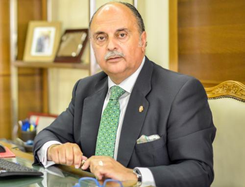 El Dr. Pedro Hidalgo ha tomado posesión de la presidencia del Consejo de Colegios Profesionales de Médicos de Extremadura