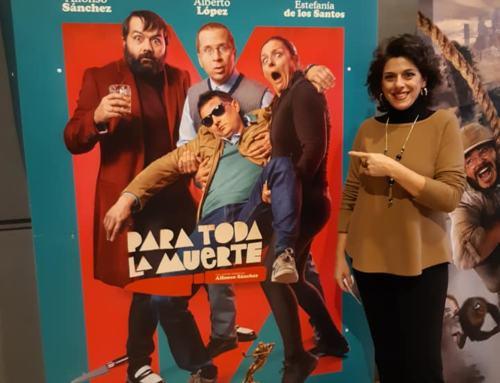 SORAYA FALCÓN (Directora de ALHANIZ TEATRO): Cine, Teatro y diseñadora del cartel del Carnaval de Alanís.
