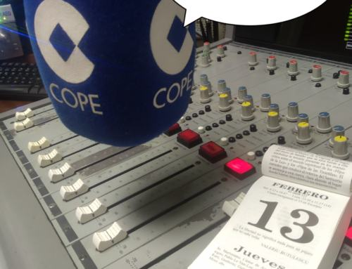 """DÍA DE LA RADIO 2020"" COPE SIERRA NORTE Total"