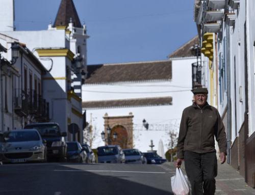LAS NAVAS y LA PUEBLA se quedan sin linea regular de autobuses y solo dejan un servicio a demanda.
