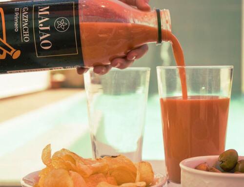 MAJAO: El gazpacho andaluz sano, rico y con tradición.