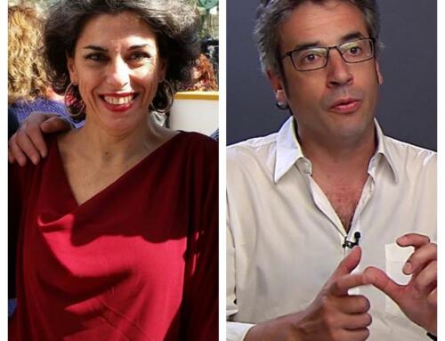 En COPE SN hablamos de TEATRO con Soraya Falcón (Al- Haniz) y Fernando Ramos (Verbo Producciones)