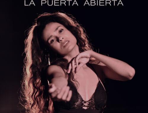 """La cantante marbellí ALEJANDRA nos presenta su single de debut """"La puerta abierta"""""""