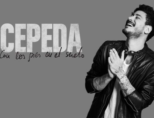 """CEPEDA en COPE SIERRA NORTE presentando su nuevo disco """"Con los pies en el suelo"""""""
