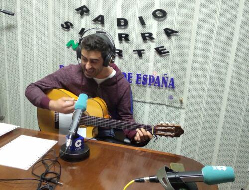 """Pepe Ramos de Cazalla de la Sierra nos presenta su canción """"Ahora que no somos nadie"""""""