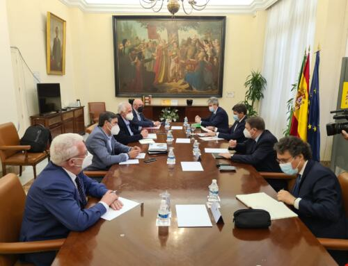 El sector agrario andaluz se moviliza en Sevilla el jueves 15 de abril, en contra de la convergencia brusca de la PAC.