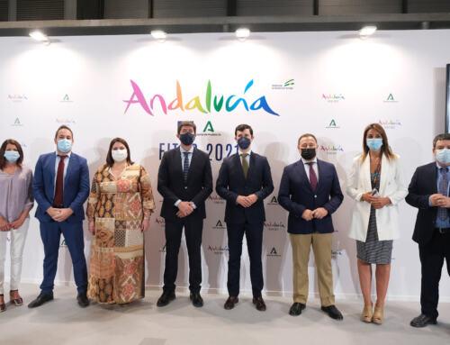 """La JUNTA DE ANDALUCÍA presentó en FITUR la plataforma digital """"SIERRA NORTE ES ANDALUCÍA"""""""